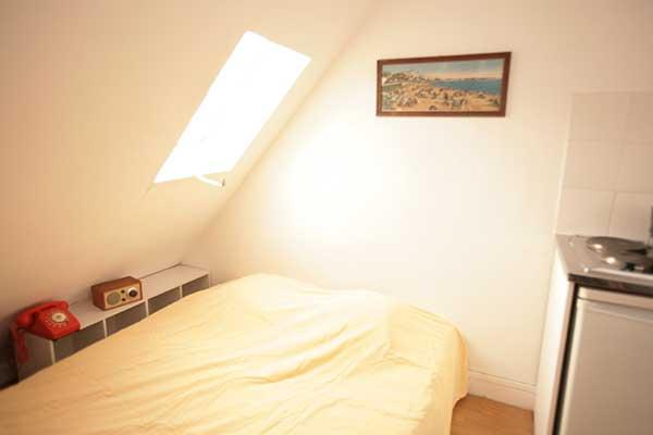 Ah Paris vacation apartment 107 - chambre2