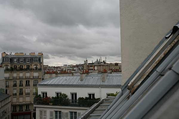 Ah Paris vacation apartment 107 - vue