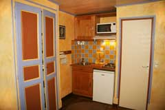 Ah Paris vacation apartment 112 - cuisine