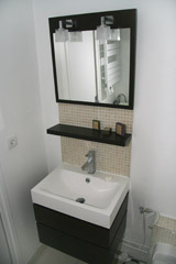 Ah Paris vacation apartment 125 - sdb2