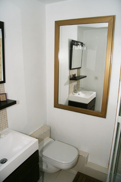 Ah Paris vacation apartment 125 - sdb3