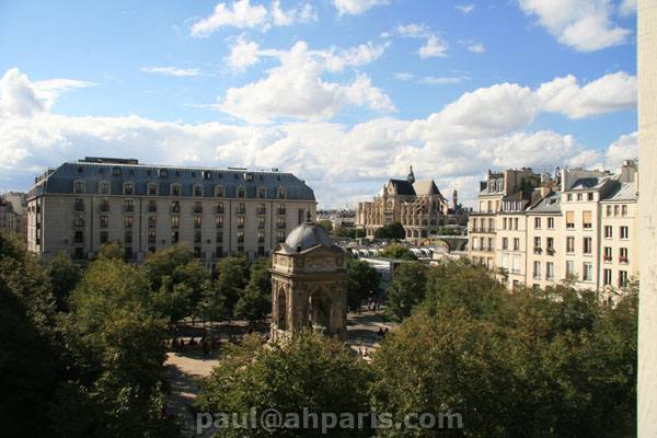 Ah Paris vacation apartment 131 - vue