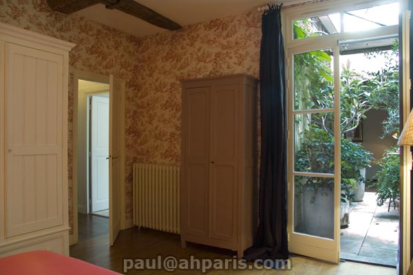 Ah Paris vacation apartment 142 - chambre3_3