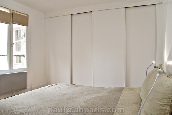 Ah Paris vacation apartment 146 - chambre_2