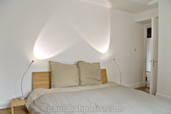 Ah Paris vacation apartment 146 - chambre