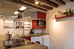 Ah Paris vacation apartment 146 - cuisine2