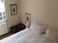 Ah Paris vacation apartment 156 - chambre