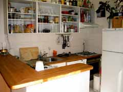 Ah Paris vacation apartment 156 - cuisine