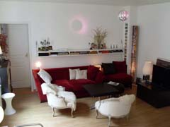 Ah Paris vacation apartment 156 - salon2