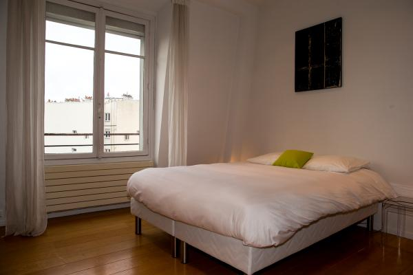 Ah Paris vacation apartment 157 - chambre2