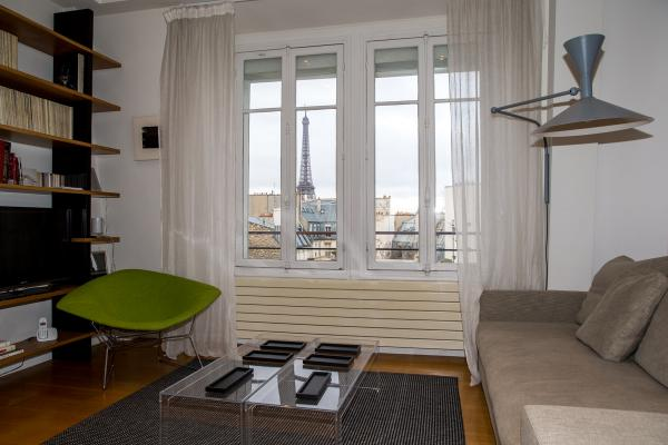 Ah Paris vacation apartment 157 - vue