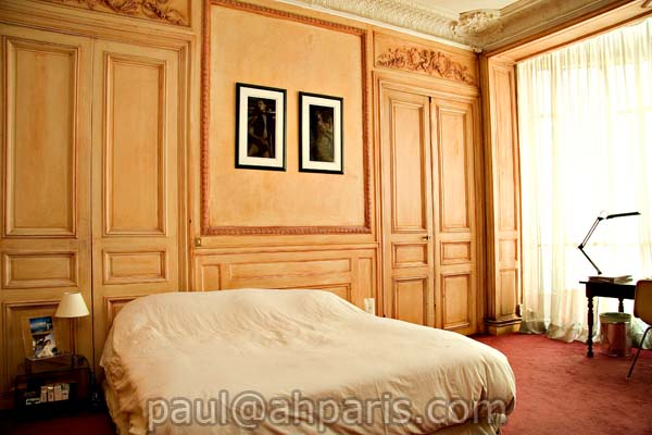 Ah Paris vacation apartment 165 - chambre