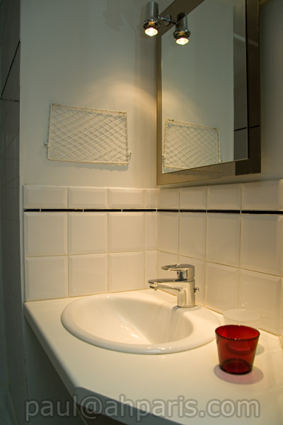 Ah Paris vacation apartment 188 - sdb