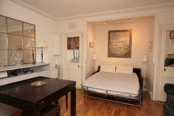 Ah Paris vacation apartment 207 - chambre