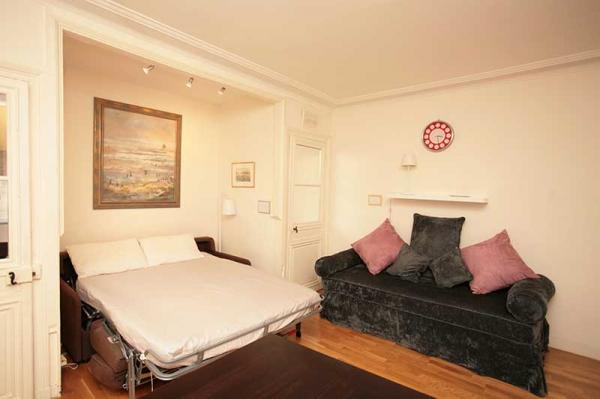 Ah Paris vacation apartment 207 - chambre2