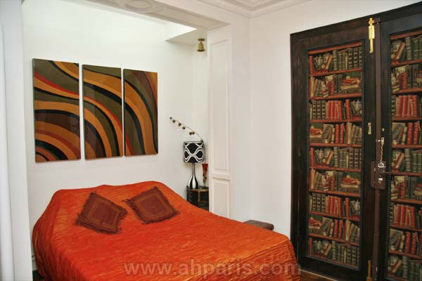 Ah Paris vacation apartment 209 - chambre