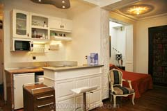 Ah Paris vacation apartment 209 - cuisine