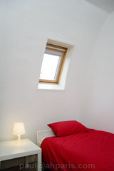 Ah Paris vacation apartment 215 - chambre_2