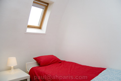 Ah Paris vacation apartment 215 - chambre