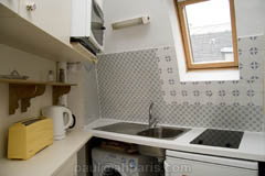 Ah Paris vacation apartment 215 - cuisine