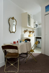 Ah Paris vacation apartment 215 - salon4