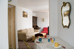 Ah Paris vacation apartment 215 - salon6
