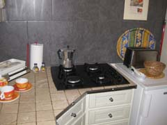 Ah Paris vacation apartment 222 - cuisine2