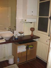 Ah Paris vacation apartment 222 - sdb