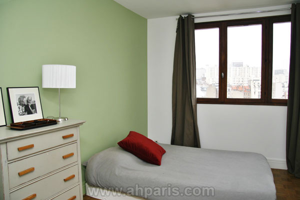 Ah Paris vacation apartment 226 - chambre