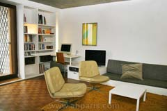 Ah Paris vacation apartment 226 - salon2