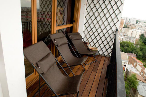 Ah Paris vacation apartment 226 - terrasse2