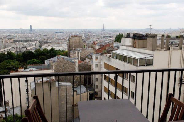 Ah Paris vacation apartment 226 - vue