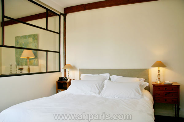 Ah Paris vacation apartment 231 - chambre_2