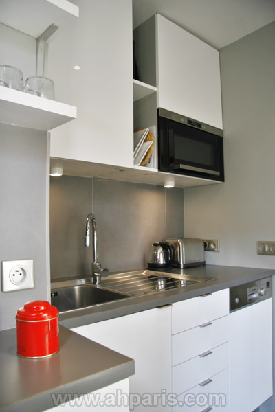 Ah Paris vacation apartment 231 - cuisine2
