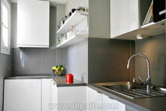 Ah Paris vacation apartment 231 - cuisine