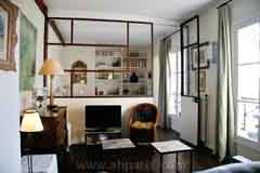 Ah Paris vacation apartment 231 - salon2