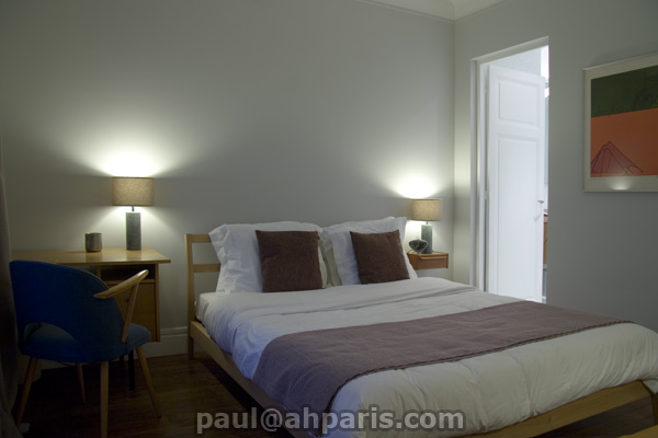 Ah Paris vacation apartment 249 - chambre