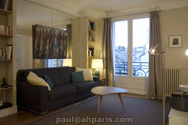 Ah Paris vacation apartment 249 - salon