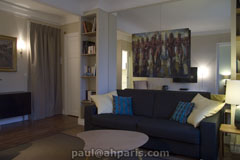 Ah Paris vacation apartment 249 - salon2
