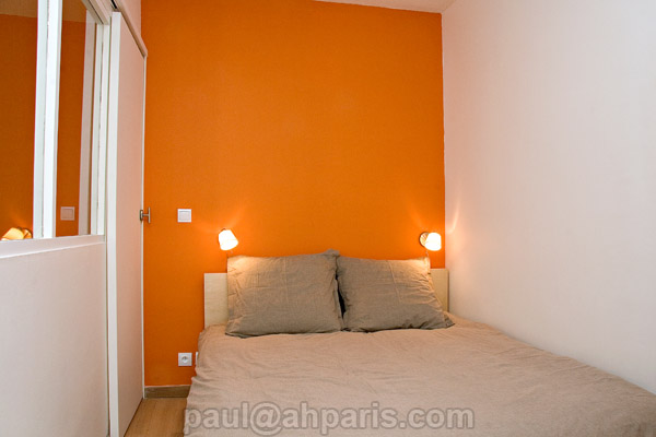 Ah Paris vacation apartment 250 - chambre