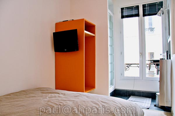 Ah Paris vacation apartment 250 - chambre_2