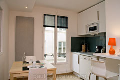 Ah Paris vacation apartment 250 - cuisine