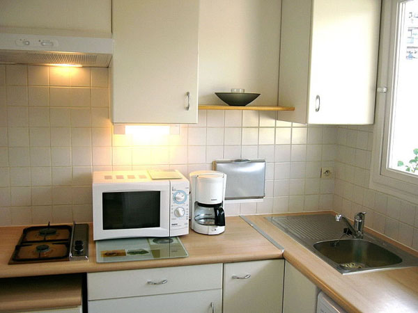 Ah Paris vacation apartment 254 - cuisine