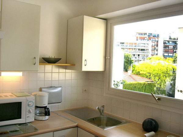 Ah Paris vacation apartment 254 - cuisine2