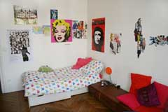 Ah Paris vacation apartment 259 - chambre2