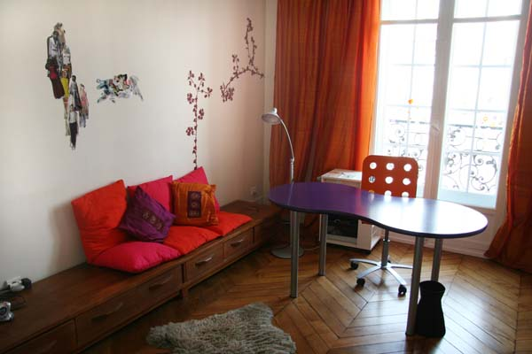 Ah Paris vacation apartment 259 - chambre2_2