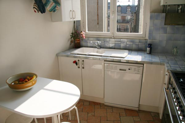 Ah Paris vacation apartment 259 - cuisine