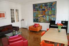 Ah Paris vacation apartment 259 - salon