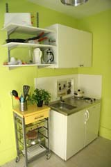 Ah Paris vacation apartment 261 - cuisine