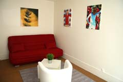 Ah Paris vacation apartment 261 - salon2